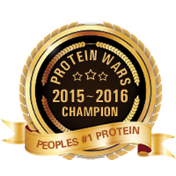 2015 and 2016 Protein Wars Champion