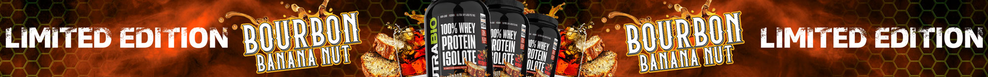 New! Bourbon Banana Nut Protein!
