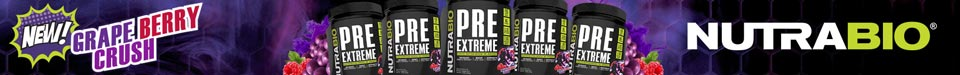 New! PRE Extreme, Grape Berry Crush!