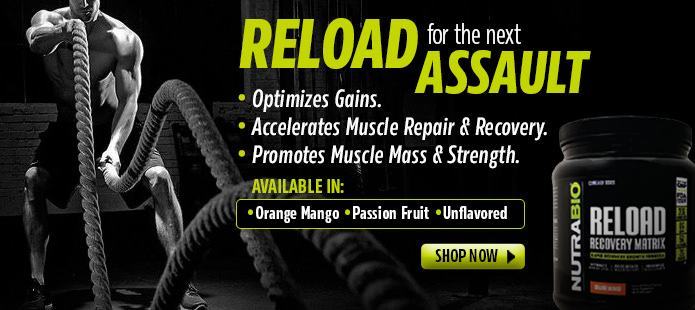 Reload for your next workout!