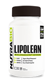 LipoLean - 180 Vegetable Capsules