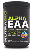 NutraBio Alpha EAA - 30 Servings