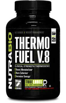 ThermoFuel - 120 Capsules