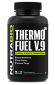 ThermoFuel V9 for Men - 180 Vegetable Capsules