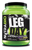 NutraBio Leg Day - 20 Servings