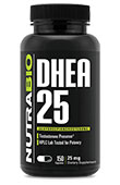 DHEA (25mg) - 150 Vegetable Capsules