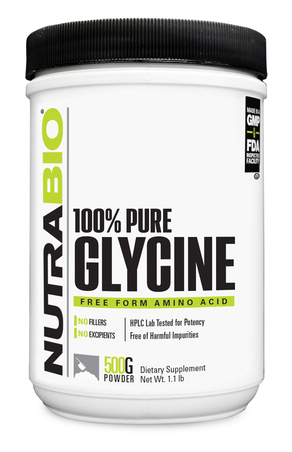Glycine Powder - 500 Grams