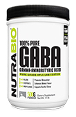 GABA Powder - 500 Grams
