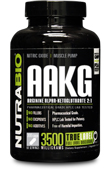 Arginine AKG 700mg - 300 Vegetable Capsules
