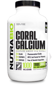 Coral Calcium (1000mg) - 500 Vegetable Capsules