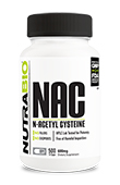 N-Acetyl-Cysteine (NAC) (600 mg) - 500 Vegetable Capsules
