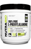 NutraBio L-Phenylalanine Powder - 150 Grams