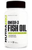 Omega 3 Fish Oil - 150 Softgels