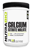 Calcium Citrate Malate Powder - 500 Grams