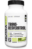 trans-Resveratrol (100mg) - 150 Vegetable Capsules