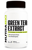Green Tea Extract (500mg) - 150 Vegetable Capsules