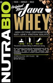 NutraBio Java Whey - To-Go Pack