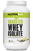 Grass-Fed Whey Protein Isolate - 2 lb