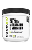 Reacted Calcium Magnesium Vitamin-D - 250 Grams