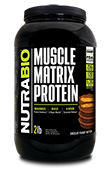 NutraBio Muscle Matrix - 2 Pounds