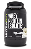 Whey Protein Isolate - 2 Pounds