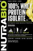 Whey Protein Isolate - To-Go Pack (Banana)