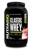 Classic Whey Protein (WPC80) - 2 lb