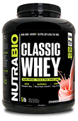 Classic Whey Protein (WPC80) - 5 lb