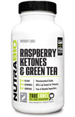 Raspberry Ketones/Green Tea - 60 V-Caps