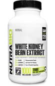 White Kidney Bean - 120 Vegetable Capsules