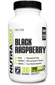 Full Spectrum Black Raspberry (300mg) - 90 Vegetable Capsules