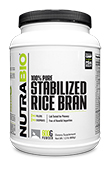 Stabilized Rice Bran - 600 Grams