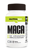 Maca (525mg) - 120 Vegetable Capsules