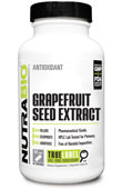 Grapefruit Seed Extract (250mg) - 60 V-Caps