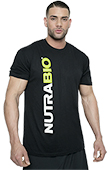NutraBio Crew Neck T-Shirt (Men)