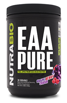 NutraBio EAA PURE - 30 Servings
