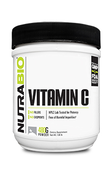 Vitamin C Powder - 480 Grams