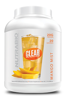 Clear Whey Protein Isolate - 20 Servings