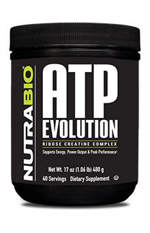 NutraBio ATP Evolution - 500 Grams
