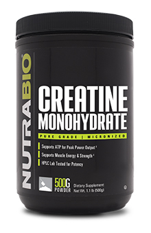 Creatine Monohydrate Powder - 500 Grams