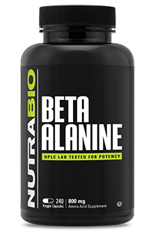 Beta Alanine (CarnoSyn) (800mg) - 240 Vegetable Capsules