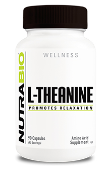 L theanine weight gain