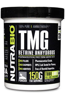 Trimethylglycine (TMG, Betaine) Powder - 150 G