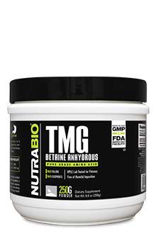TMG (Betaine Anhydrous) Powder - 250 G
