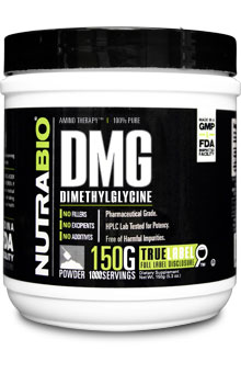 DMG (N,N Dimethylglycine) - 150 Grams