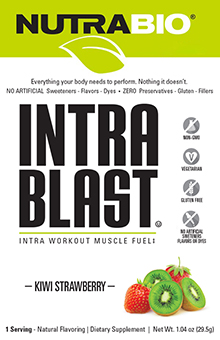 Intra Blast Natural - To-Go Pack (Kiwi Strawberry)