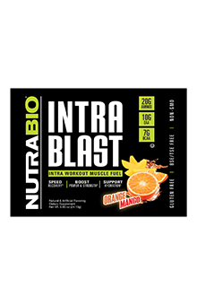 Intra Blast - To-Go Pack (Orange Mango)