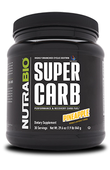 Super Carb - 30  Servings