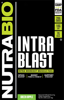 Intra Blast - To-Go Pack (Green Apple)