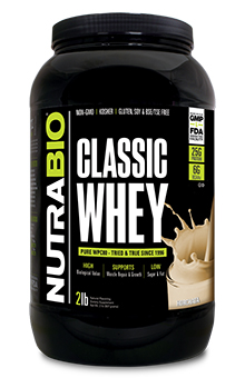 Classic Whey Protein - 2 lb